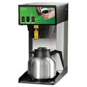 "Newco 120718 - AKH-TCA Coffee Brewer, Eco Series, 120V, 8-1/2""W x 17-3/4""D x 17-5/8""H"
