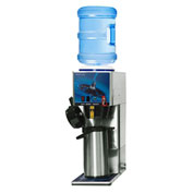 "Newco 773328 - KBAPF/LDF Coffee Brewer, Bottled Water, 120V, 9-1/2""W x 18""D x 22-1/8""H"
