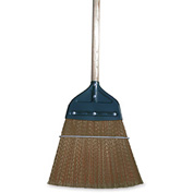 O-Cedar Commercial Industrial Fiber Broom, Palmyra 6/Case - 10212 - Pkg Qty 6