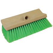 "O-Cedar Commercial 10"" Bi-Level Vehicle Brush, Nylon 6/Case - 22506 - Pkg Qty 6"