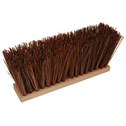"O-Cedar Commercial 16"" Street Broom, African Bass 6/Case - 27128 - Pkg Qty 6"