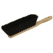 "O-Cedar Commercial 8"" Counter Duster, 100% Gray Horsehair 12/Case - 27137 - Pkg Qty 12"
