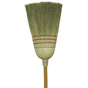 O-Cedar Commercial Warehouse Corn Broom - 6122-6 - Pkg Qty 6