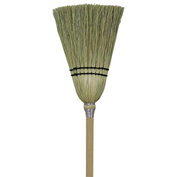 O-Cedar Commercial Toy 100% Corn Broom 6/Case - 6202-6 - Pkg Qty 6
