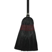 O-Cedar Commercial MaxiRough® Janitor Plastic Broom 6/Case - 6214-6 - Pkg Qty 6