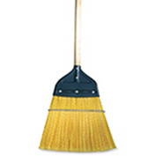 O-Cedar Commercial Industrial Fiber Broom, Polypro 6/Case - 6470 - Pkg Qty 6
