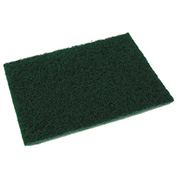 O-Cedar Commercial MaxiScour™ Medium-Duty Scouring Pad 60/Case - 93085-M - Pkg Qty 60