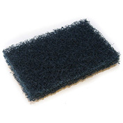 O-Cedar Commercial MaxiScour™ Extra Heavy-Duty Scouring Pad 40/Case - 93088-M - Pkg Qty 40