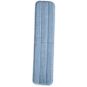 O-Cedar Commercial MaxiPlus® Microfiber Floor Finishing Pad, Blue 12/Case - 96963-12 - Pkg Qty 12
