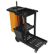 O-Cedar Commercial MaxiRough® Janitor Cart - 96980