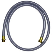 "Nyco 6"" High Pressure Water Hose for ez2Mix Portable Dispenser - DSP-44-3"