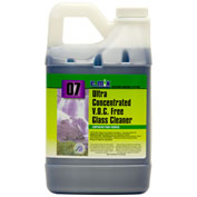CBI #7 e.mix Concentrated V.O.C. Free Glass Cleaner, Neutral Scent, 64oz. Bottle 4/Case - EM007-644