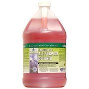 e.Logical Concentrated All Purpose Cleaner, Neutral Scent, Gallon Bottle 2/Case - GS004-G2