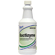Nyco Bactizyme - Drain Maintainer, Fresh & Clean Scent, 32 oz. Bottle 12/Case - NL044-Q12