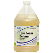 Nyco Low Foam Delimer, Acidic Scent, Gallon Bottle 4/Case - NL352-G4