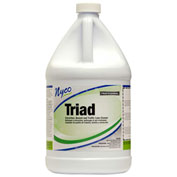 Nyco Triad- Extraction, Bonnet Buffing Cleaning, Neutral Scent, Gallon Bottle 4/Case - NL507-G4