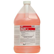 Nyco N601+ No Rinse Sanitizer, Concentrate, Neutral Scent, Gallon Bottle 2/Case - NL644-G2