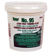 Oatey 30375 No. 95 Tinning Flux - Lead Free 16 oz. - Pkg Qty 12