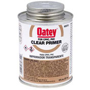 Oatey 30750 Clear Primer 4 oz., NSF Listed - Pkg Qty 24
