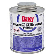 Oatey 30770 Purple Primer - Industrial Grade 16 oz. - Pkg Qty 24