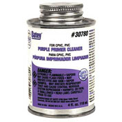 Oatey 30780 Purple Primer/Cleaner 4 oz. - Pkg Qty 24