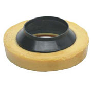 Oatey 31195 Reinforced Wax Bowl Ring W/ Sleeve - Pkg Qty 24