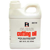 Hercules 40115 Cutting Oil - Clear 1 qt. - Pkg Qty 12