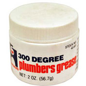 Hercules 40601 300 Degree Plumbers Grease 2 oz. - Pkg Qty 24