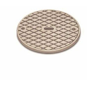 """Oatey 42366 180B Brass Clean Out Frame & Cover 3"""" - Pkg Qty 12"""