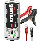 NOCO Genius 7.2 Amp UltraSafe Smart Battery Charger, 12/24V - G7200