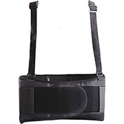 Classic The Mustang® Back Support W/Suspenders, Large