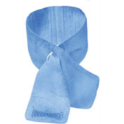 """OccuNomix 930 MiraCool® Cooling Neck Wrap, 31.5""""L x 4""""W, Blue"""