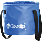 OccuNomix Collapsible Take Along Bucket, Blue