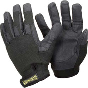 Premium Cut Resistant Mechanics Gloves, Medium