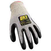 Occunomix OK-150-014 Cut Protection Gloves, ANSI Cut Level 6, L