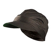 Hard Billed Welder's Cap, Black - Pkg Qty 12
