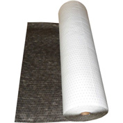 "Oil-Dri® Oil Only Heavy Weight Rail Mat, 100' x 57"", 74 Gallon Capacity, 1/Pack"