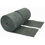 """Oil-Dri® Needle Punched Industrial Rug (Split), 300' x 18"""", 60 Gallon Capacity, 2/Pack"""