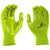 Mad Grip Pro Palm Performance Work Glove, High Vis Yellow, XXL, 0MG2F5-HIVSYL-XXLarge