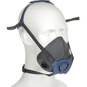 Moldex 7002 7000 Series Half Mask Respirator, Medium