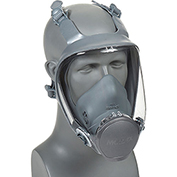 Moldex 9002 9000 Series Full Face Respirator, Medium