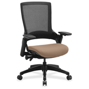 Lorell® Executive Mesh Back Chair - Malted