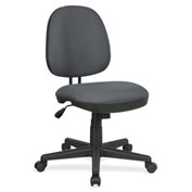Lorell® Tilt/Tension Task Chair - Gray