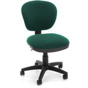 OFM Computer Chair - Fabric - Mid Back - Teal