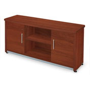 "Milano Series - Executive Credenza 21""Dx64""W - Cherry"