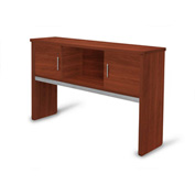 "Milano Series - Executive Hutch 18""Dx64""W - Cherry"