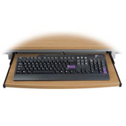 Keyboard Shelf for Training Tables - Maple