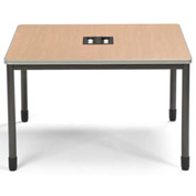"Mesa Series - Terminal/Workstation 48""Wx48""D - Maple"