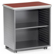 "Mesa Series - Utility/Fax/Copy Table 28""Wx20""D - Cherry"