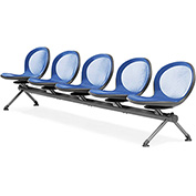 OFM Beam Seating with 5 Seats - Marine - NET Series